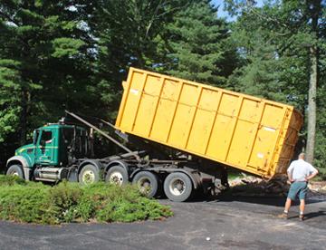 Dumpster Delivery