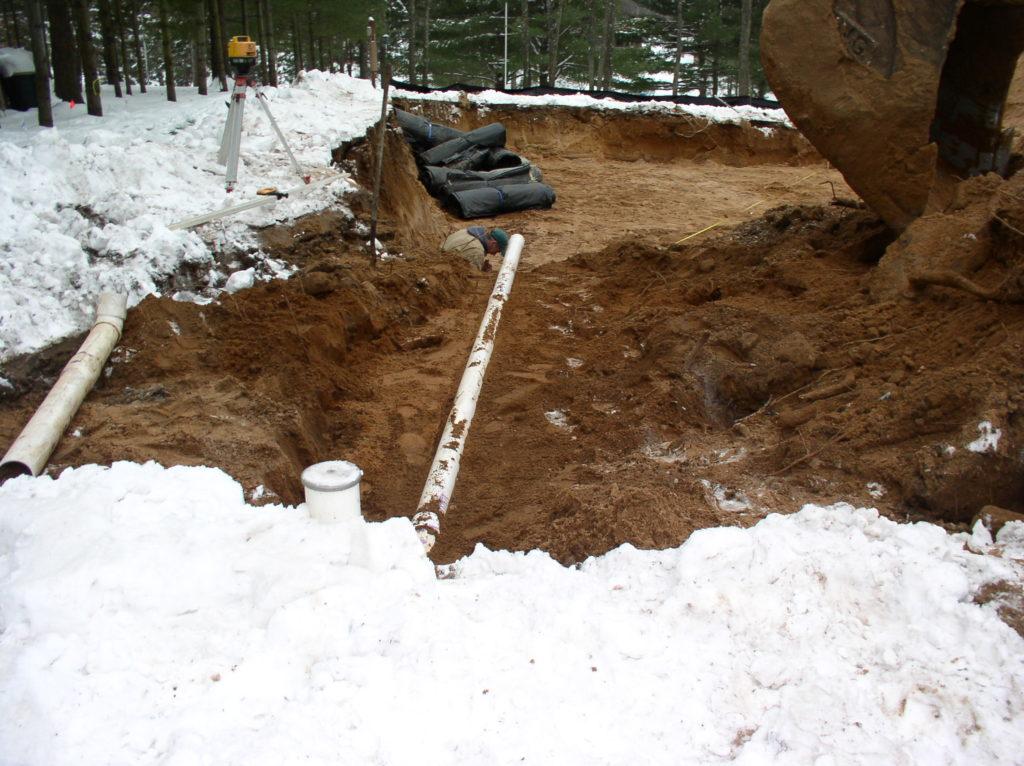 Basement Dig